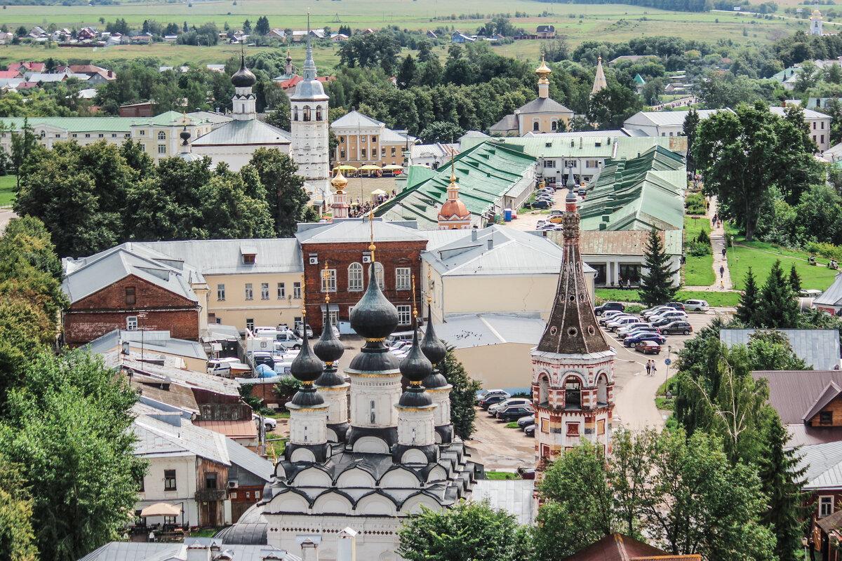 Постановление администрации города Суздаля от 26.05.2021 № 303