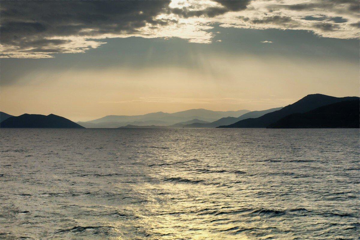Остров Скиатос (Греция) - Михаил Тарасов