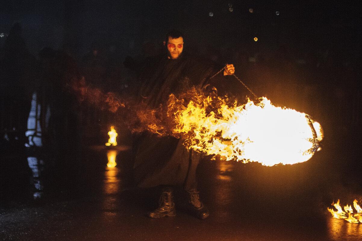 Карнавал Огня - Владимир