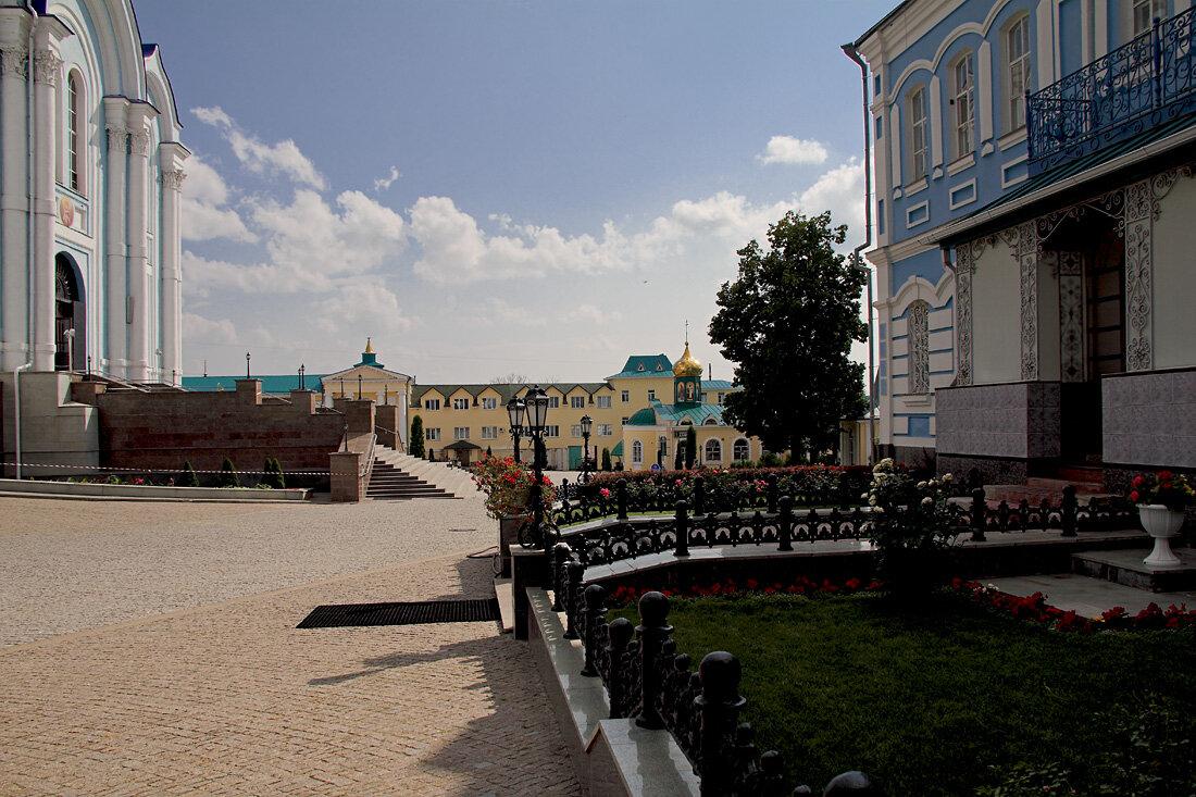 Задонский Рождество-Богородицкий монастырь - MILAV V