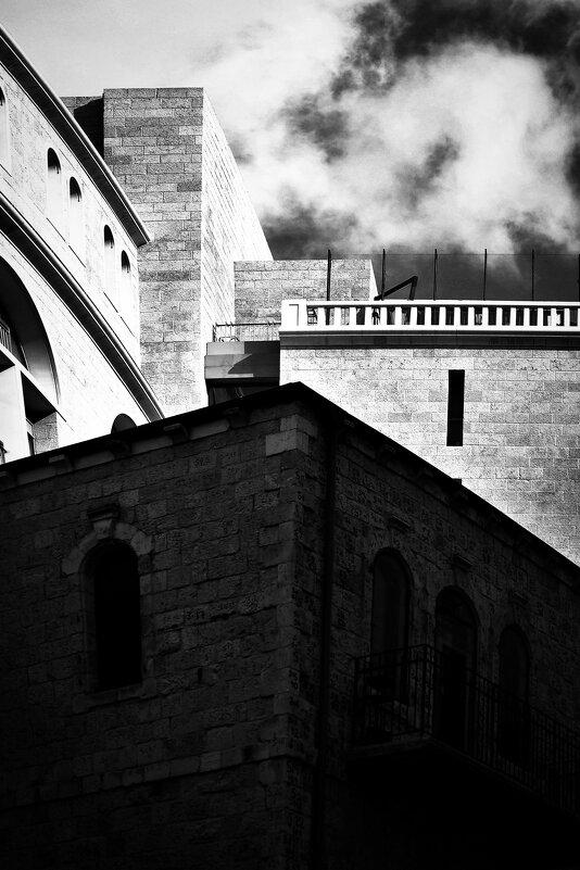 Здание в Иерусалимском квартале Мамила - Alla S.