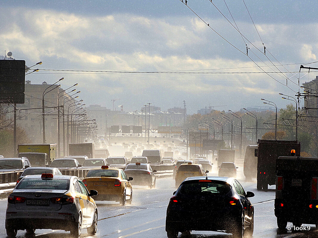 то дождь, то снег - Олег Лукьянов