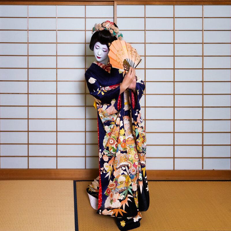 Танец гейши - slavado