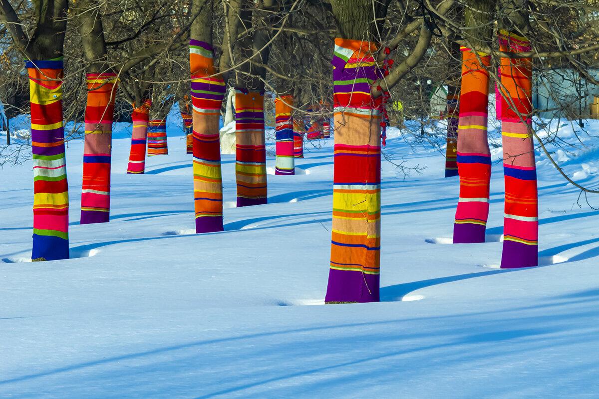 Чтобы деревьям было тепло - Игорь Герман