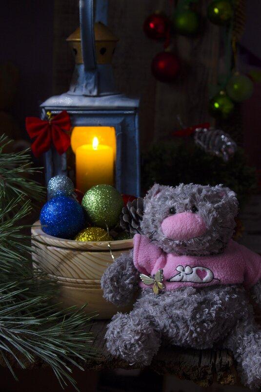 Огонёк для Деда Мороза - Валерий Хинаки