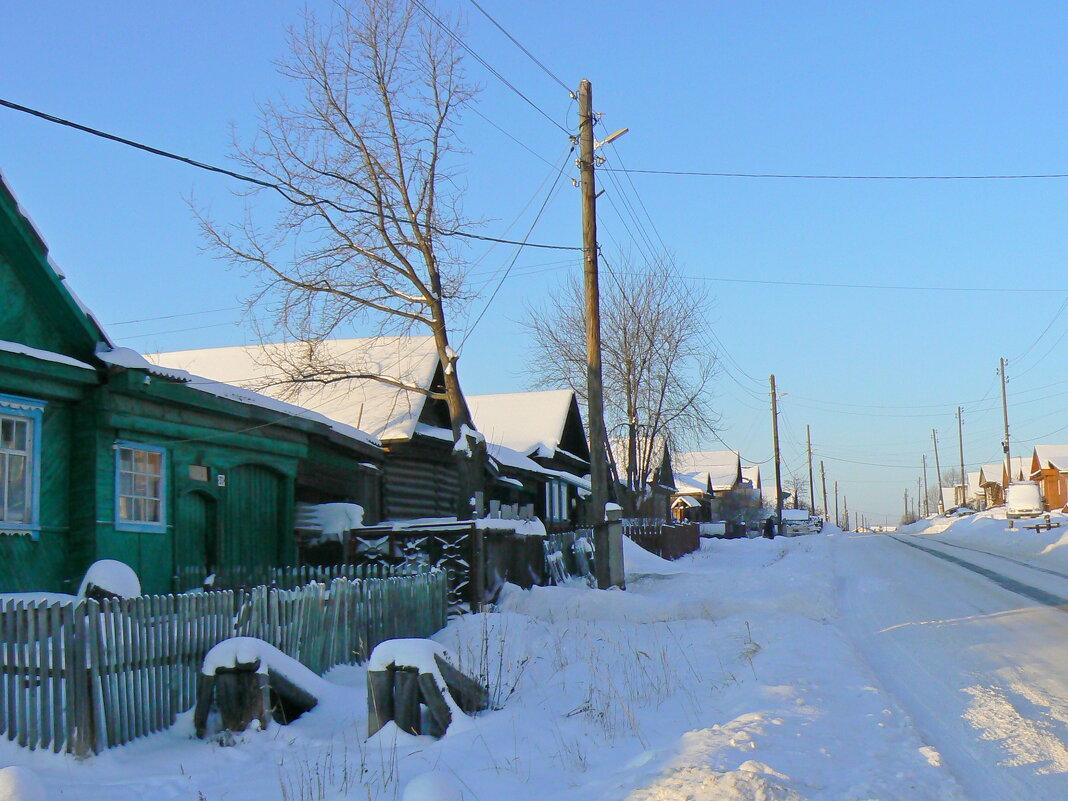 Поселковская улица - Иван Семин