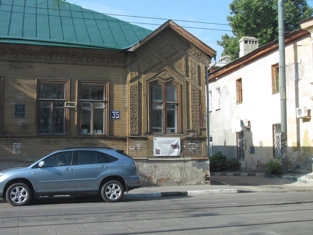Дом П.Д.Климова - Виктор Новиков