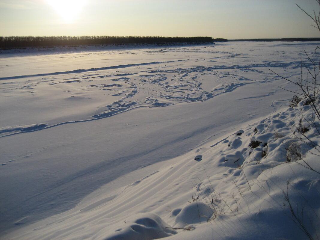 Морозное утро - Anna Ivanova