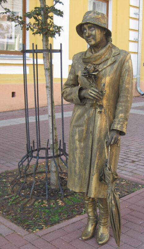Встреча на улице - Рита Куприянова