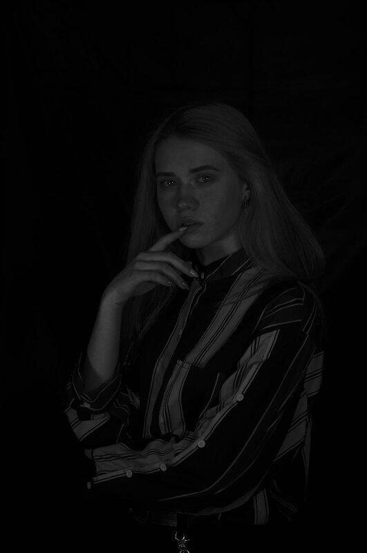 Портретная съёмка - Глеб Дубинин