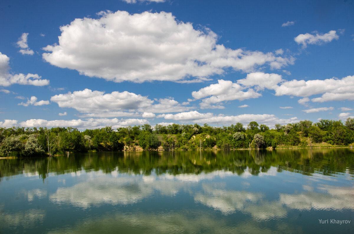 Озеро - Юрий Хайров
