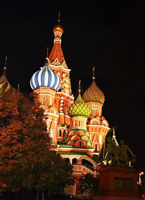 Ночью на Красной площади - Светлана