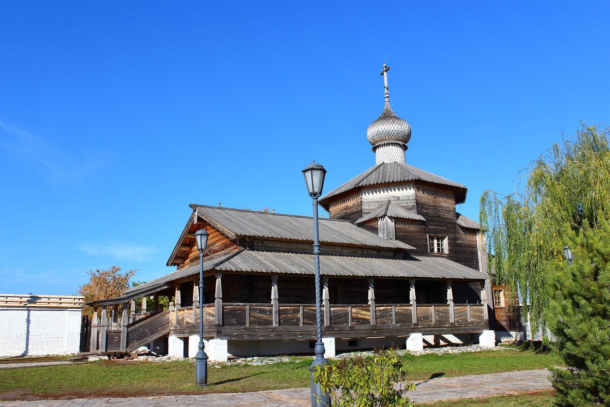Троицкая церковь - Сергей Осин