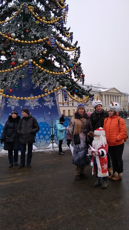Старый Новый год - Галина