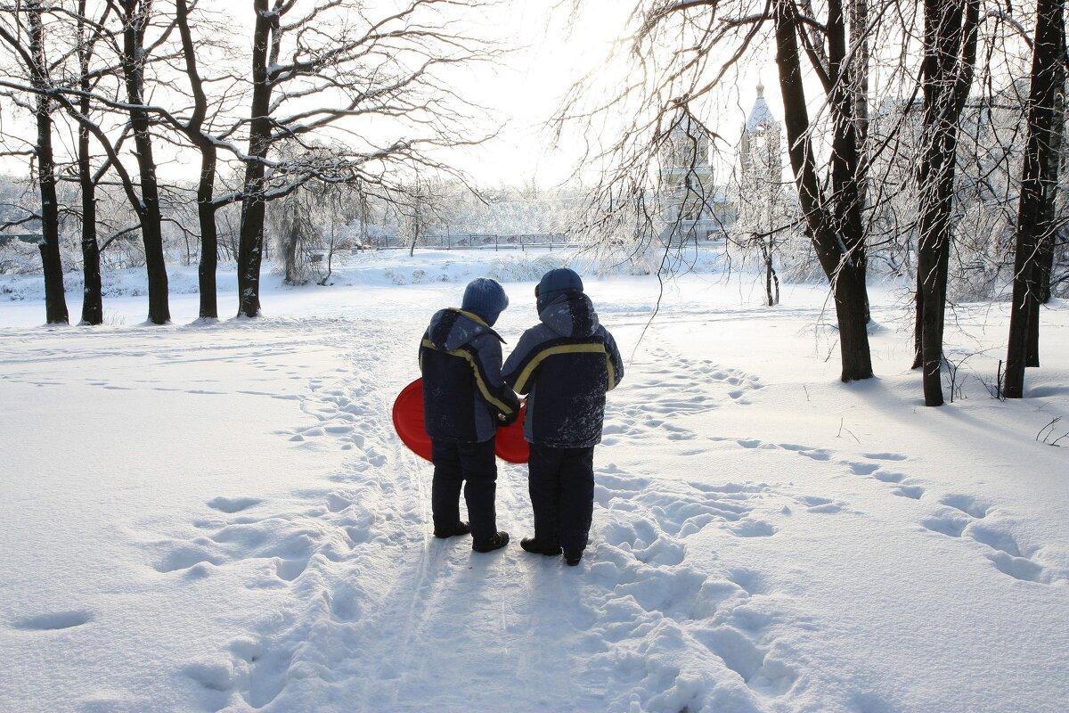 Была зима... - ZNatasha -