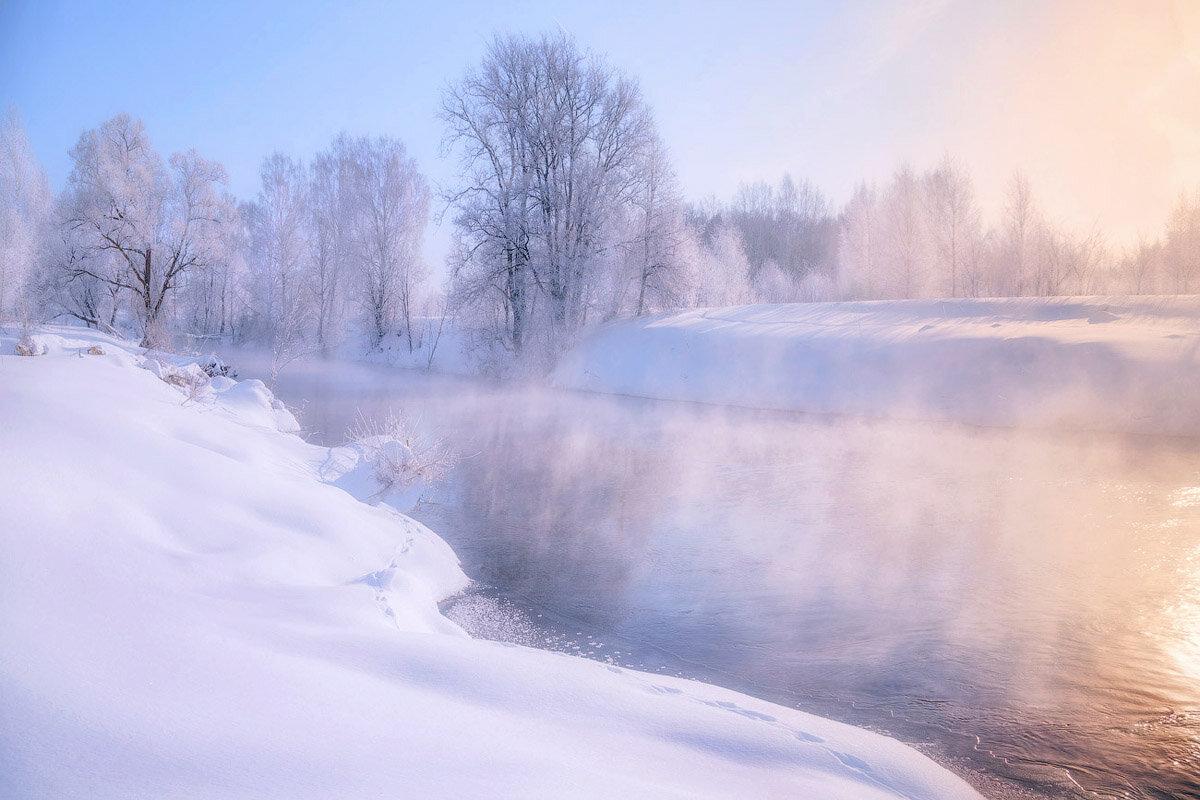Зимнее утро - Виктор К