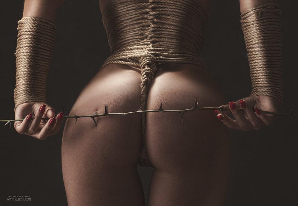 Фото женского бондажа 7 фотография