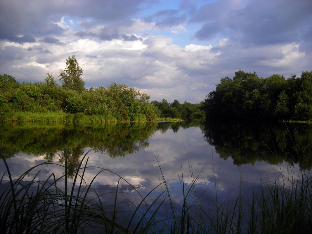 река сестра рыбалка на карте