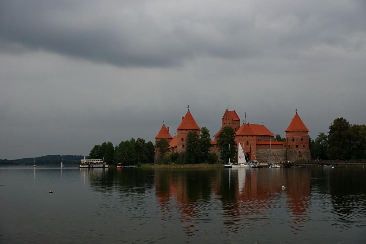 Тракайский замок - Дмитрий Бубер