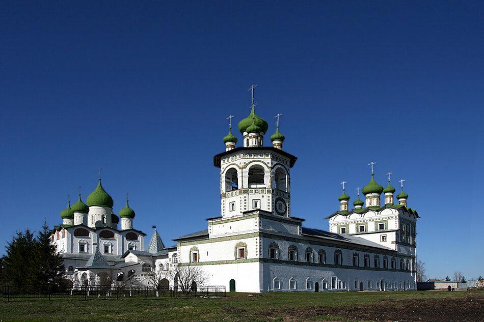Николо-Вяжищский монастырь - Зуев Геннадий
