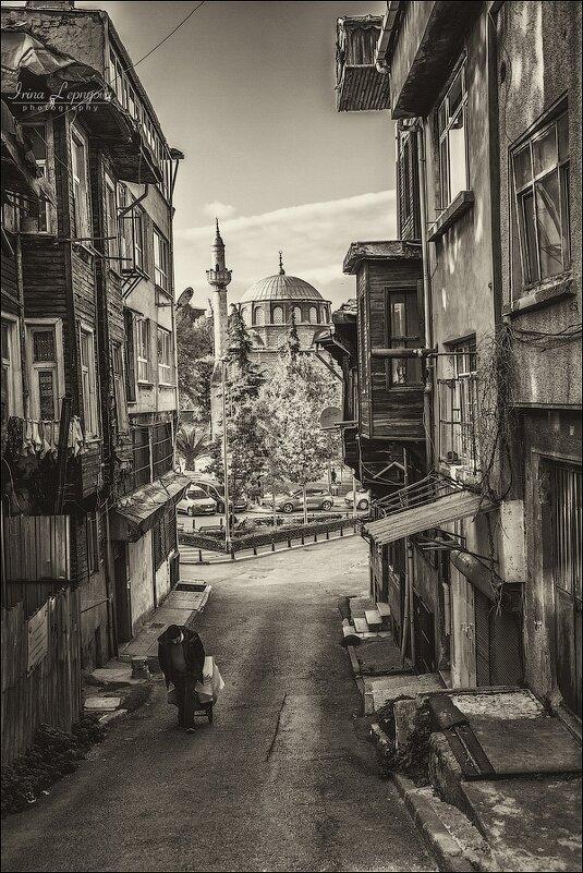 Стамбул. Улочки Старого города - Ирина Лепнёва