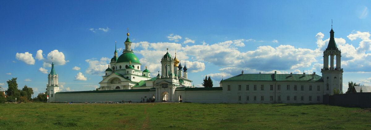 Спасо-Яковлевский монастырь - Зуев Геннадий