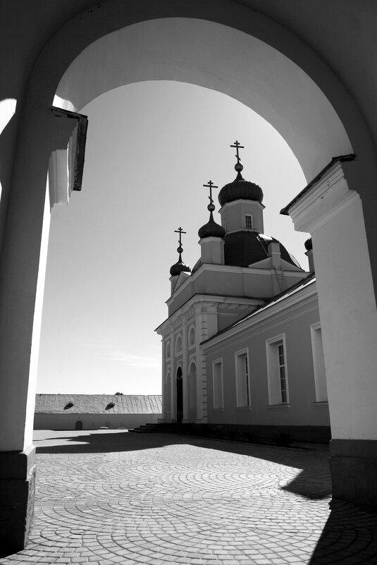 Введено-Оятский монастырь - Зуев Геннадий