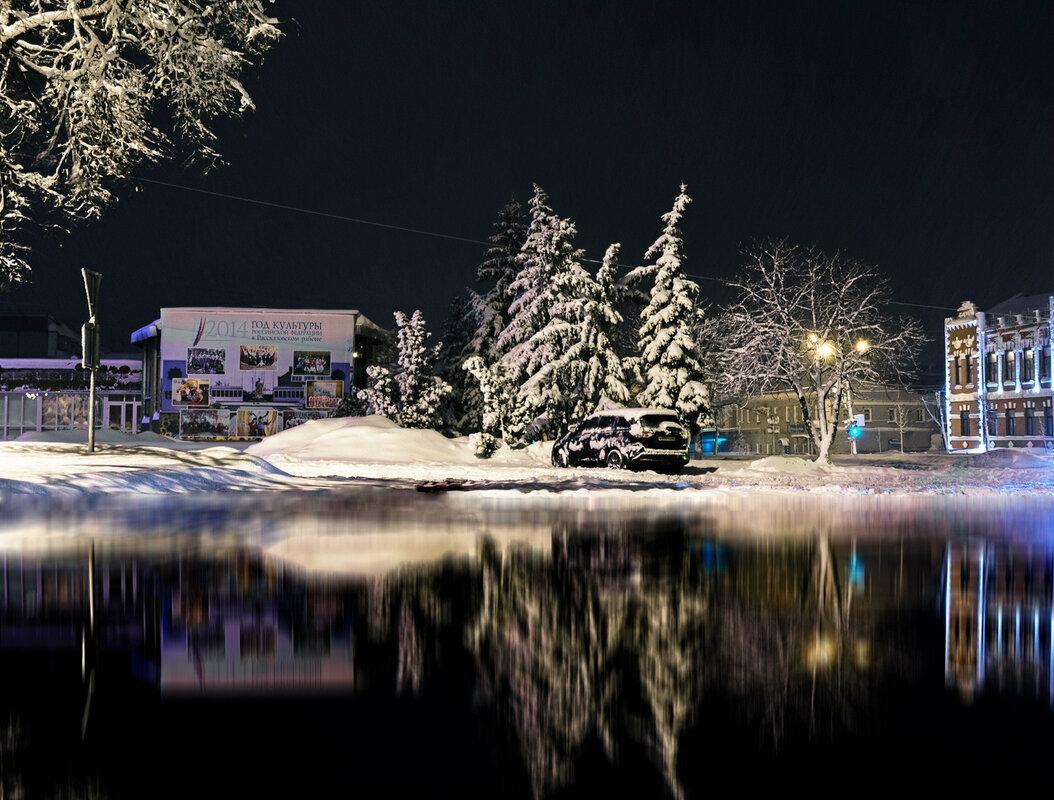 Зима - Александр Тулупов