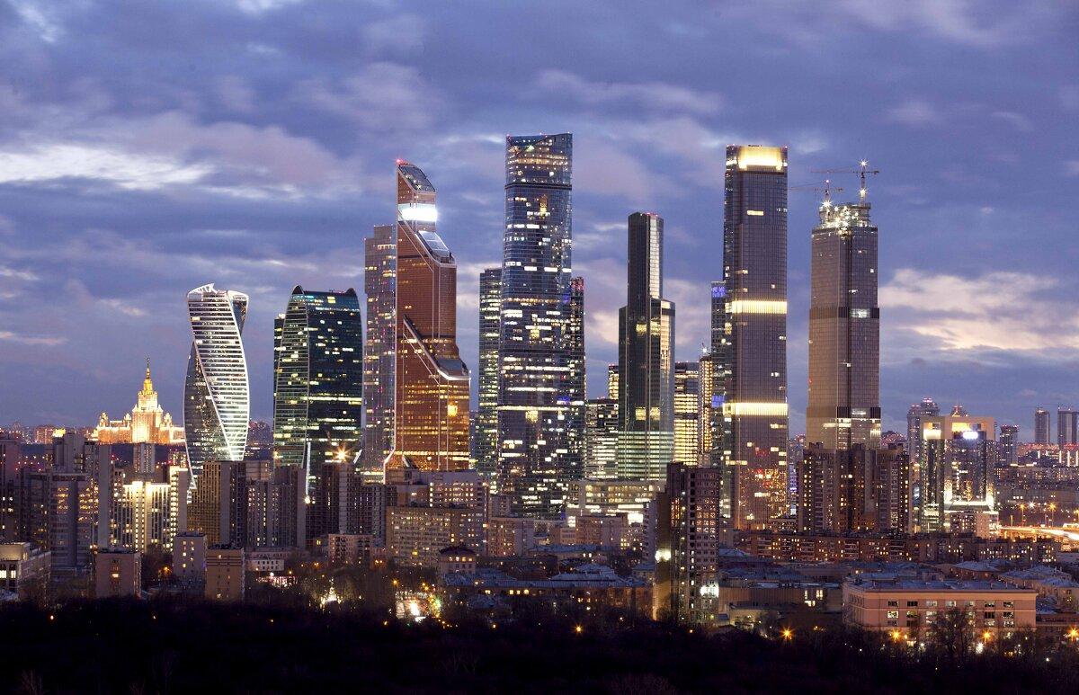 Москва! - Сергей Ру