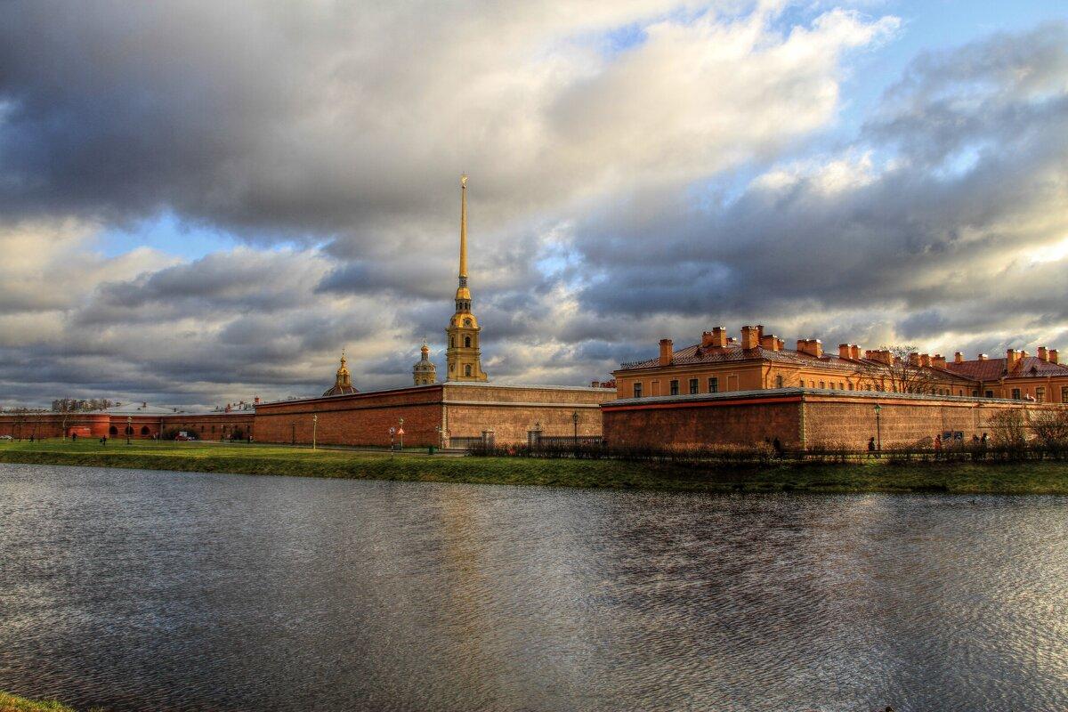 Петропавловская крепость - Cергей Кочнев
