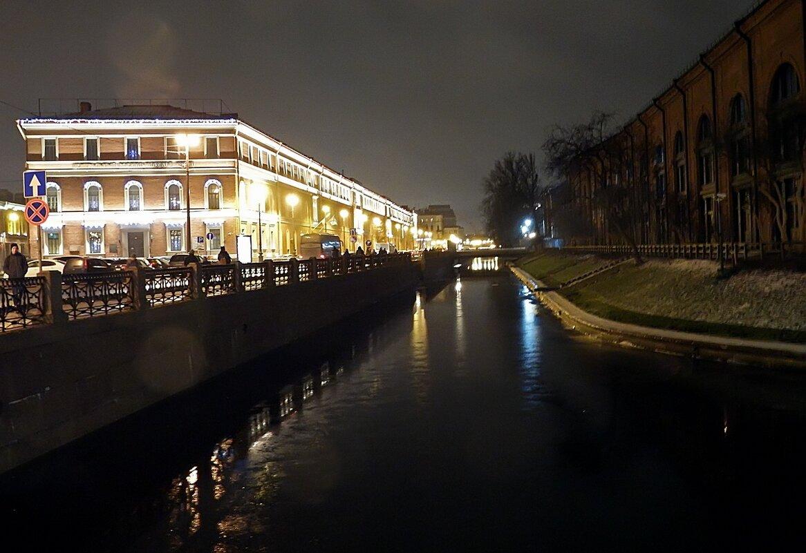 Крюков канал и Военно-Морской музей (Санкт-Петербург) - Ольга И