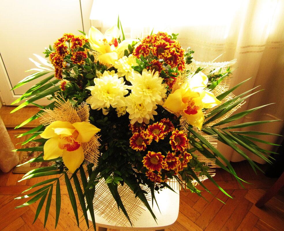 Цветы для всех влюбленных - Татьяна Р