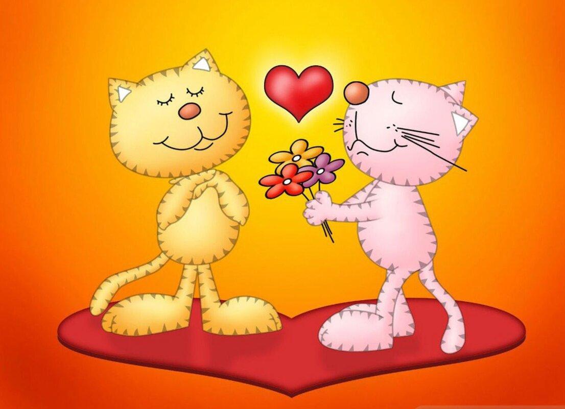 Праздник Святого Валентина - Вера