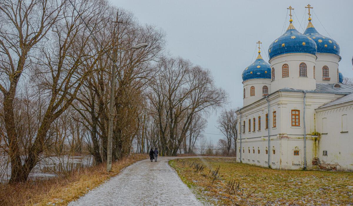 Юрьевский монастырь, Великий Новгород - Lyudmyla Pokryshen