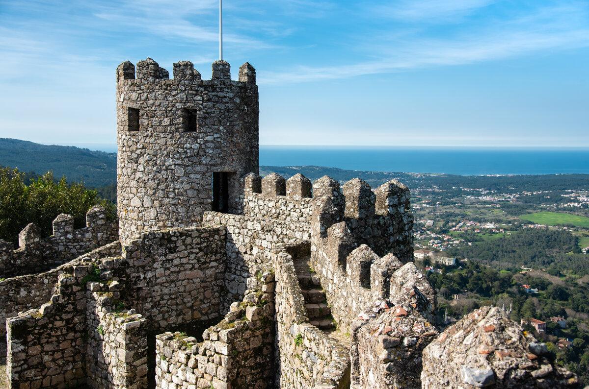 Замок Мавров, Португалия - Наталия Л.
