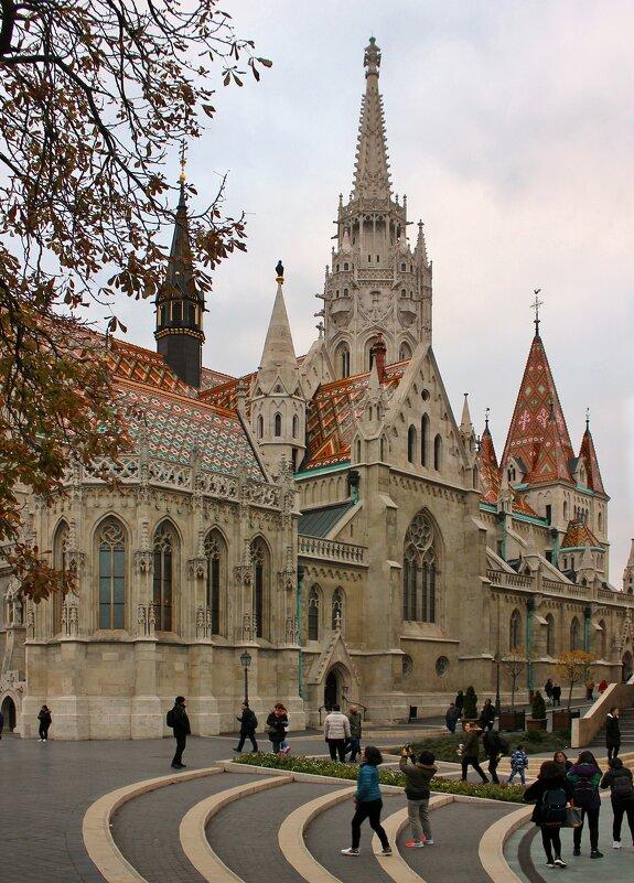 Церковь Матьяша - Владимир Соколов
