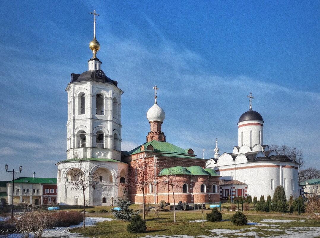 Николо-Пешношский монастырь - anderson2706
