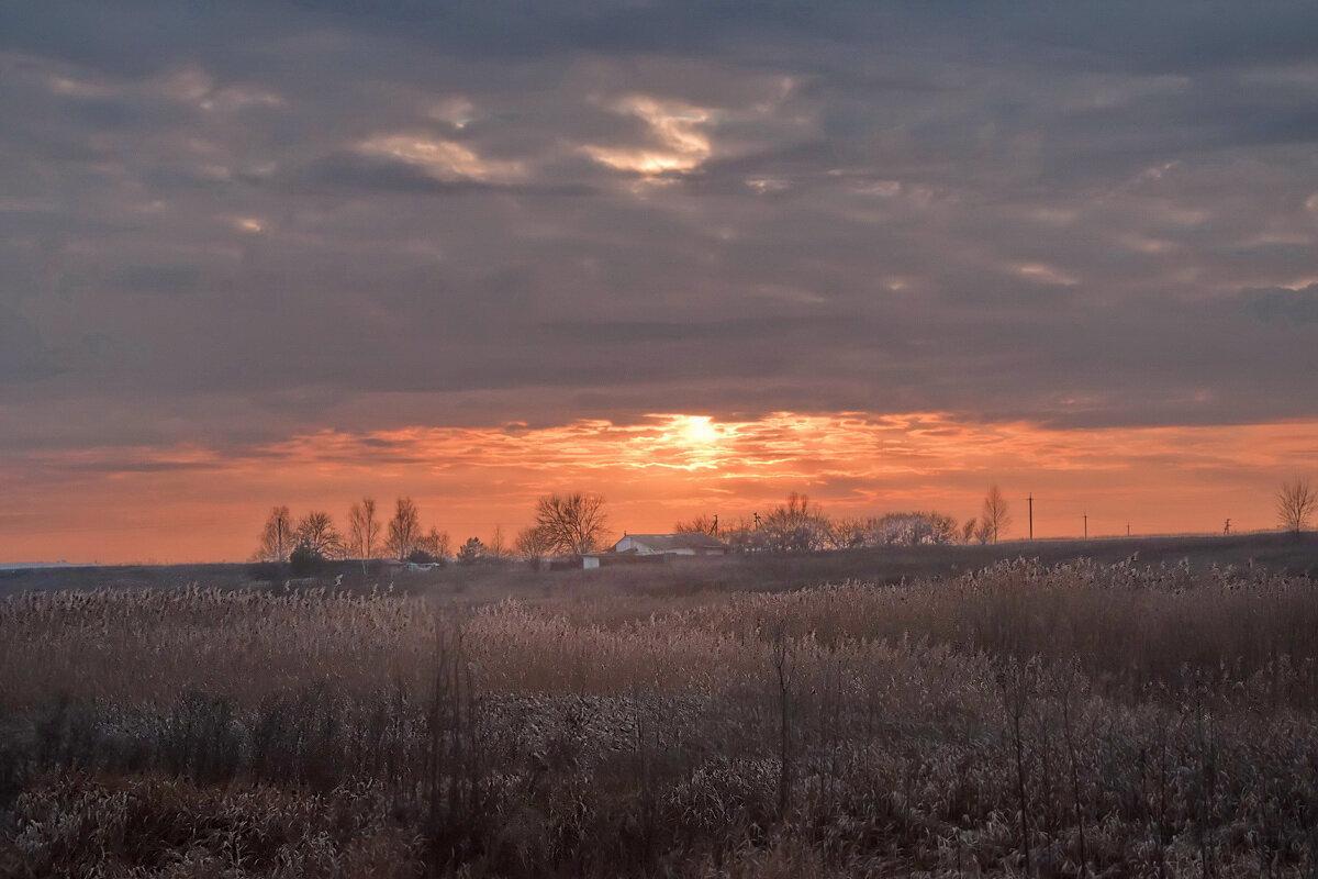 На закате уходящей зимы - Людмила Зайцева