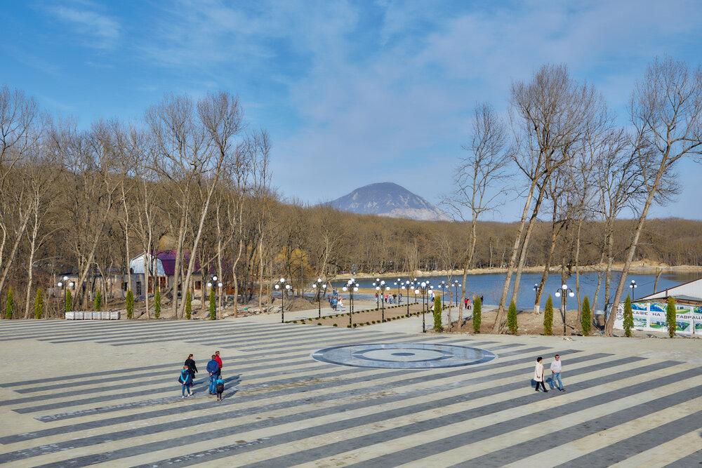 Железноводск. Парк отдыха. 8 марта - Николай Николенко