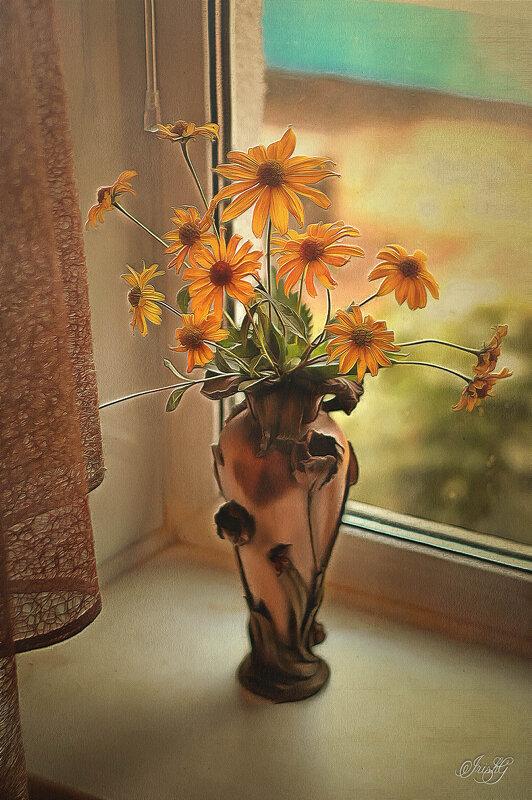 Осенний букет - Irene Irene