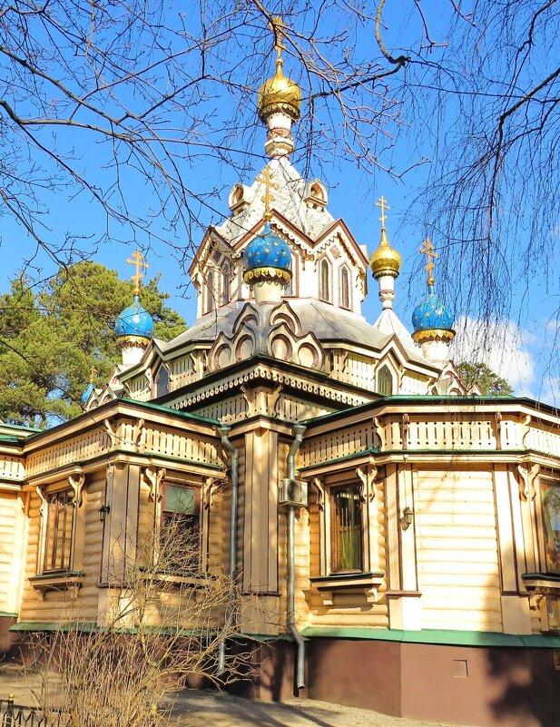 Свято - Троицкий Храм - Андрей Снегерёв