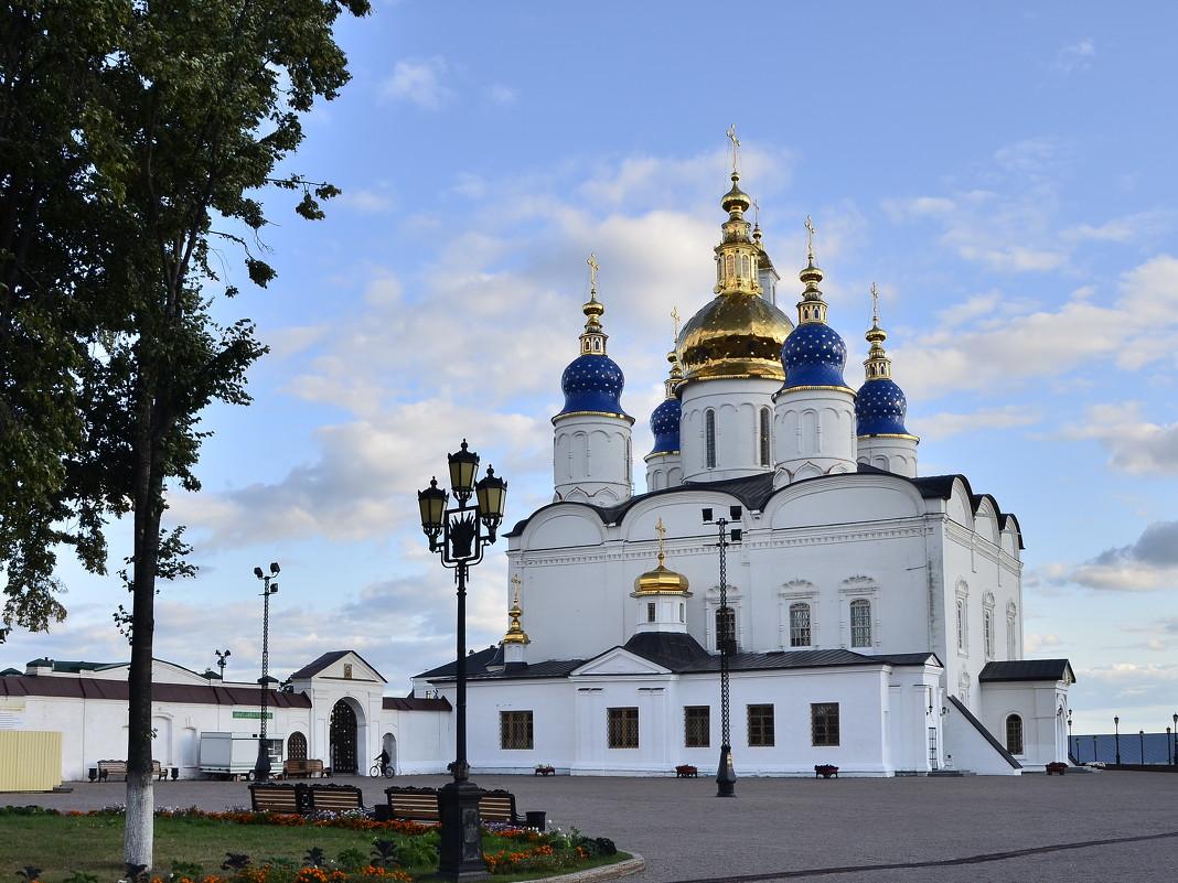 Софийско - успенский собор. г. Тобольск - Марк Э
