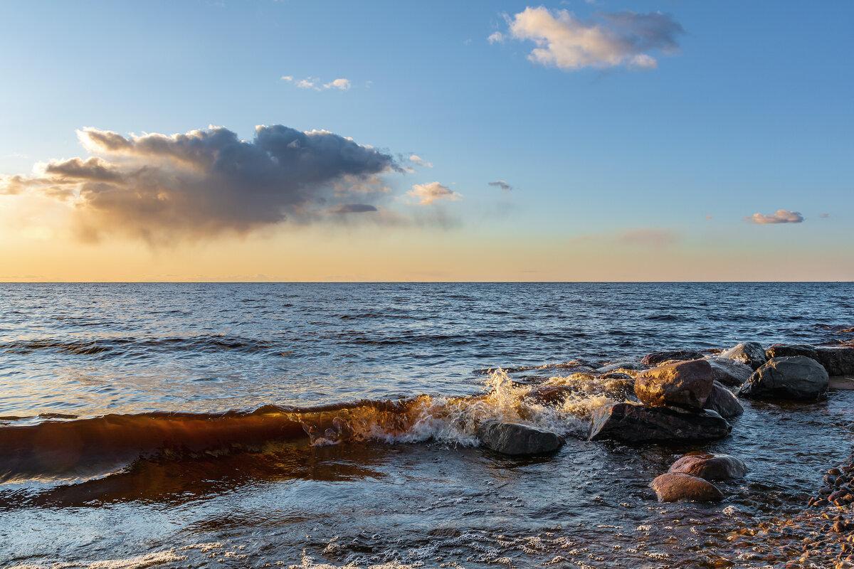 Чудское озеро - Виктор Желенговский