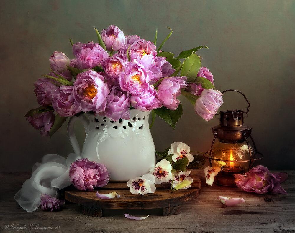 С тюльпанами - Светлана Л.