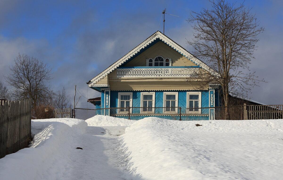 Дом, с.Городищна - Павел