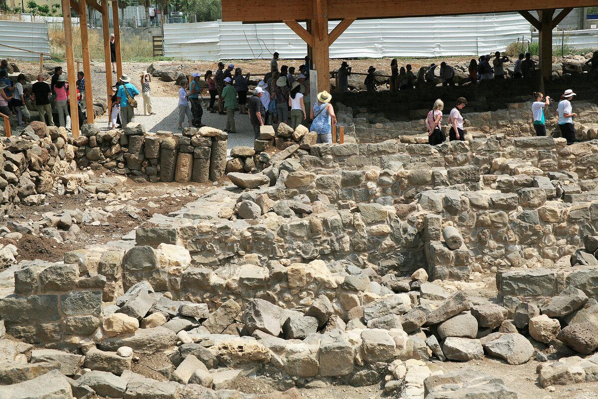 Археологический парк Магдала - сашка ярмарков