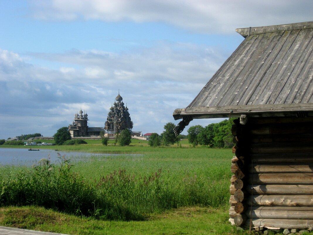 Храм Преображения Господня на острове Кижи - Надежда
