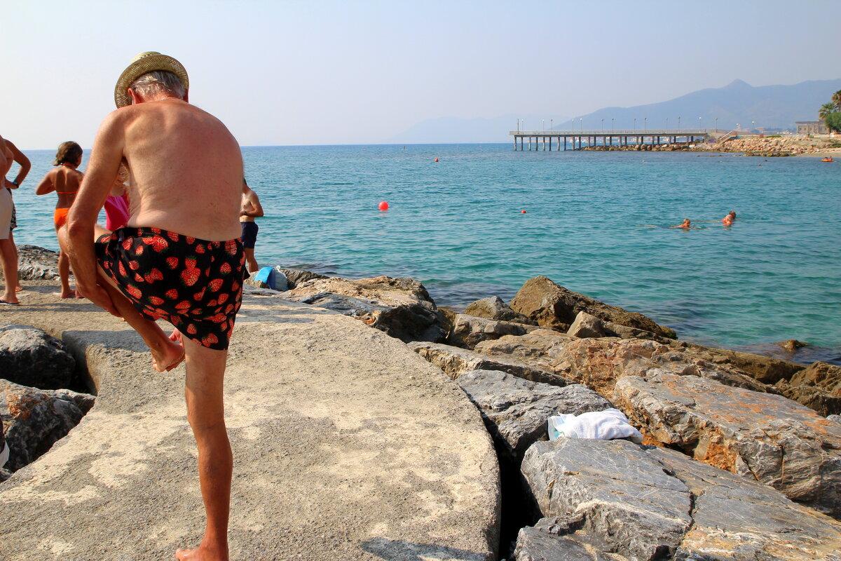 хорошо на море летом - tatiana