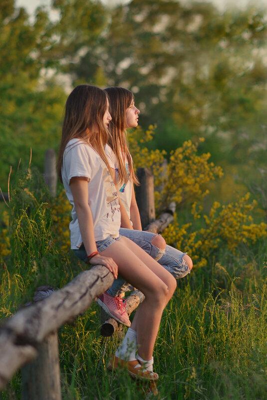 Девочкм-подружки - Любовь Гулина