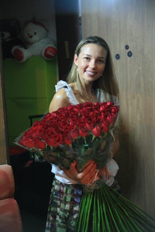 миллион, миллион, миллион алых роз... - сашка ярмарков